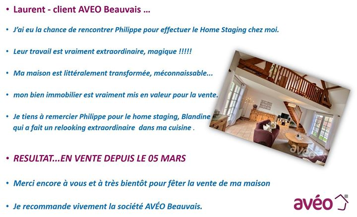Avéo Beauvais Home Staging et Travaux de ...