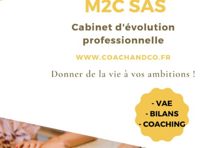 Portrait d'entreprise : COACH AND CO / M2C